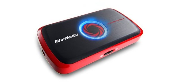 AVerMedia Technologies Live Gamer Portable Recording Without PC Directly to SD Card, Ultra Low Latency, H.264 Hardware Encoding - USB 2.0 (C875)