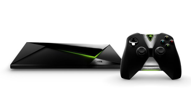 NVIDIA SHIELD - 4K Ultra HD Streaming Media Player. Android TV. Great Gaming.